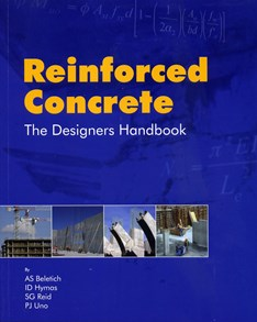REINFORCED CONCRETE - THE DESIGNERS HANDBOOK